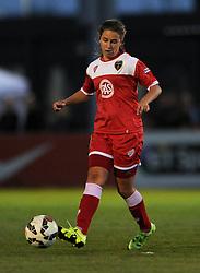 Tatiana Pinto of Bristol Academy - Mandatory byline: Dougie Allward/JMP - 07966386802 - 27/08/2015 - FOOTBALL - Stoke Gifford Stadium -Bristol,England - Bristol Academy Women FC v Oxford United Women - FA WSL Continental Tyres Cup
