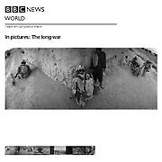 BBC News World Feature online of Kandahar work.