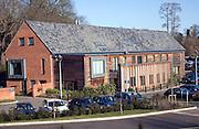 Framfield House NHS surgery, Woodbridge, Suffolk, England