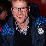 NLD/Hilversum/20130112 - 4e Liveshow Sterren Dansen op het IJs 2013, Leo Alkemade