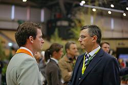Weishaupt Philipp (GER), Becker Otto (GER)<br /> Rolex FEI World Cup Final - Geneve 2010<br /> © Dirk Caremans