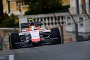 May 20-24, 2015: Monaco Grand Prix - Roberto Merhi (SPA) Manor Marussia F1 Team