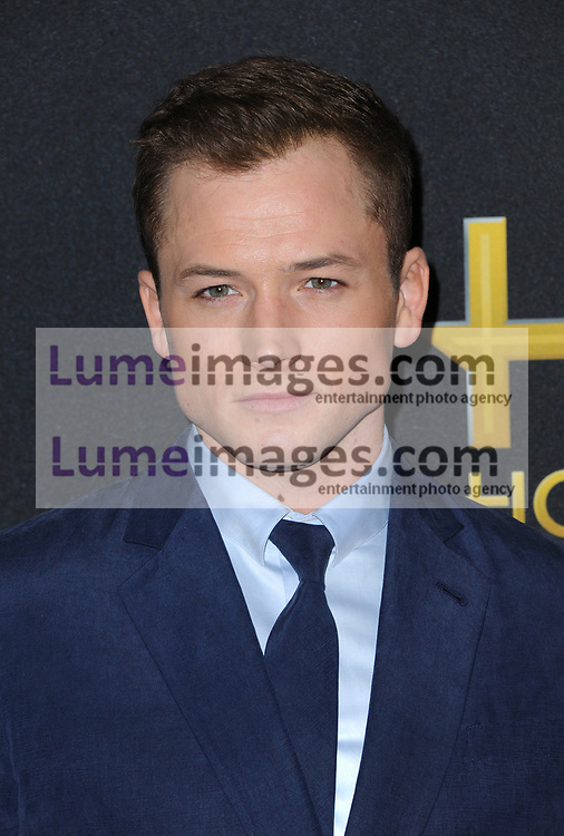 Taron Egerton at the 23rd Annual Hollywood Film Awards held at the Beverly Hilton Hotel in Beverly Hills, USA on November 3, 2019.