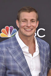 May 1, 2019 - Las Vegas, NV, USA - LAS VEGAS, NEVADA - MAY 01: Rob Gronkowski attends the 2019 Billboard Music Awards at MGM Grand Garden Arena on May 01, 2019 in Las Vegas, Nevada. Photo: imageSPACE (Credit Image: © Imagespace via ZUMA Wire)