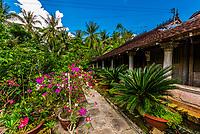 Local house, Cai Lay, Mekong Delta, Vietnam.