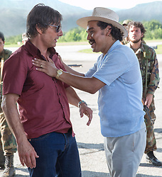RELEASE DATE: September 29, 2017 TITLE: American Made STUDIO: Universal Pictures DIRECTOR: Doug Liman PLOT: A pilot lands work for the CIA and as a drug runner in the south during the 1980s. STARRING: TOM CRUISE as Barry Seal, ALEJANDRO EDDA as Jorge Ochoa. (Credit Image: ? Universal Pictures/Entertainment Pictures/ZUMAPRESS.com)