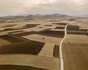Agricultural land of Mesopotamia.
