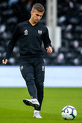 Joe Bryan of Fulham - Mandatory by-line: Robbie Stephenson/JMP - 26/08/2018 - FOOTBALL - Craven Cottage - Fulham, England - Fulham v Burnley - Premier League