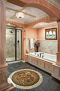 Luxury Bathroom photo by Brandon Alms Photography