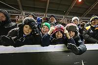 Rugby Union - 2012 Rugby Legends Match - British & Irish Legends vs. French Legends.Fans at Twickenham Stoop, London