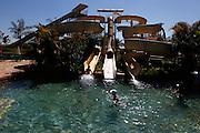 Caldas Novas_GO, Brasil.<br /> <br /> Lagoa Thermas Park em Caldas Novas, Goias.<br /> <br /> Lagoa Thermas Park in Caldas Novas, Minas Gerais.<br /> <br /> Foto: MARCUS DESIMONI / NITRO