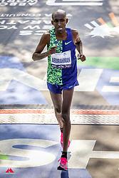 Abdi Abdirahman, USA, Nike<br /> TCS New York City Marathon 2019