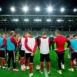 20151008: SLO, Football - Practice session of Lithuanian National Football Team