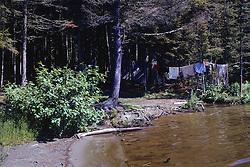 Allagash River Canoe Trip