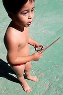 Boy in Gibara, Holguin, Cuba.