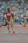 Olympic Stadium, Stratford, London, United Kingdom<br /> <br /> Description:<br /> <br /> 2012 London Olympic, Athletics, <br /> . <br /> <br /> 19:23:13  Friday  10/08/2012 [Mandatory Credit: Peter Spurrier/Intersport Images]