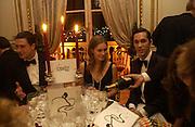 Lauren  Bush, The 2005 Crillon Debutante Ball. Crillon Hotel, Paris. 26  November 2005. ONE TIME USE ONLY - DO NOT ARCHIVE  © Copyright Photograph by Dafydd Jones 66 Stockwell Park Rd. London SW9 0DA Tel 020 7733 0108 www.dafjones.com