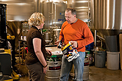 Bob Baxter of Yukon Brewing talks about the brewery's award-winning beers