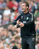 13/09/14 SCOTTISH PREMIERSHIP<br /> CELTIC v ABERDEEN<br /> CELTIC PARK - GLASGOW<br /> Celtic manager Ronny Deila