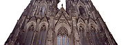 Old Gothic Cathedral in Cologne