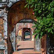 Archways at Hue Imperial City