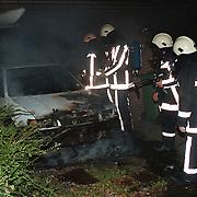 Autobrand Vossestaart Huizen