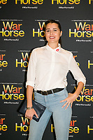 Heather Maltman at the opening night of War Horse, at the Lyric Theatre, Star City on February 18, 2020 in Sydney, Australia