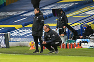 Leeds United manager Marcelo Bielsa during the Premier League match between Leeds United and Brighton and Hove Albion at Elland Road, Leeds, England on 16 January 2021.