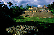 """Caracol. This ancient city  was one of most powerful in the Maya world. Caracol's 42-meter tall """"Canaa"""" (""""sky-house"""") remains the tallest man-made structure in Belize."""