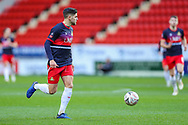 Doncaster Rovers defender Danny Andrew (3) during the The FA Cup 2nd round match between Charlton Athletic and Doncaster Rovers at The Valley, London, England on 1 December 2018. Photo by Toyin Oshodi