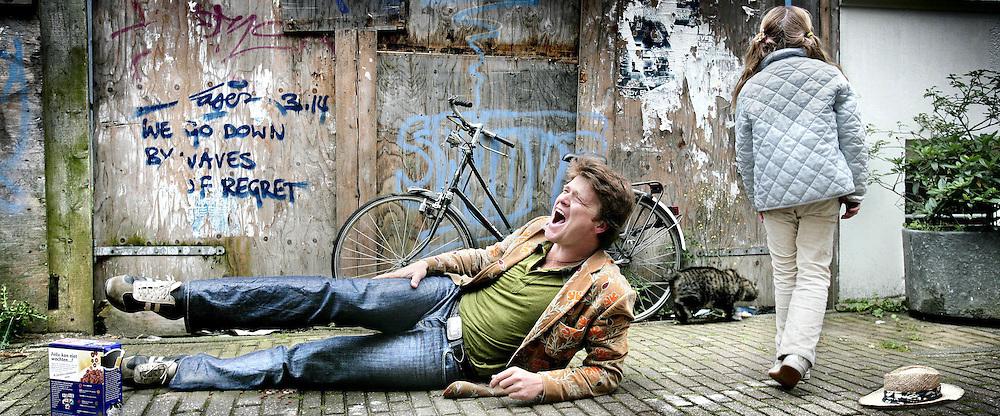 Nederland,Amsterdam ,29 juni 2007..Beau Noël (Beau) van Erven Dorens (Haarlem, 24 december 1970) is een Nederlands televisiepresentator. Hij is vooral bekend van de RTL4-programma's Big Brother 2, RTL Boulevard en Popstars - The Rivals, en hij was te zien in het programma NSE op Talpa dat na tegenvallende kijkcijfers van de buis is gehaald. Zijn tweede voornaam dankt hij aan het feit dat hij op Kerstavond geboren werd.
