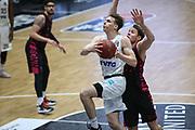 Basketball: Deutschland, 1. Bundesliga, Hamburg Towers -  Telekom Baskets Bonn, Hamburg, 12.02.2021<br /> Justus Hollatz (Towers)<br /> © Torsten Helmke