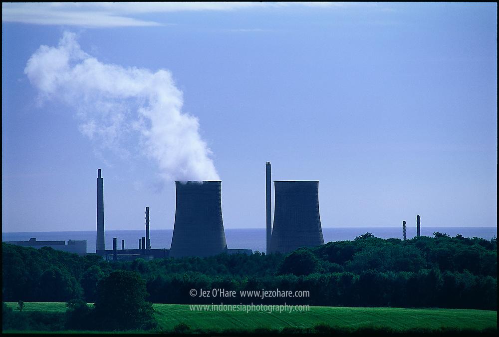 Power Station, England, United Kingdom.