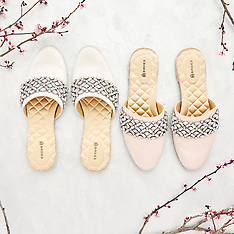 Meghan Markle's favorite shoe-slipper brand Birdies releases new bridal collection - 14 May 2019