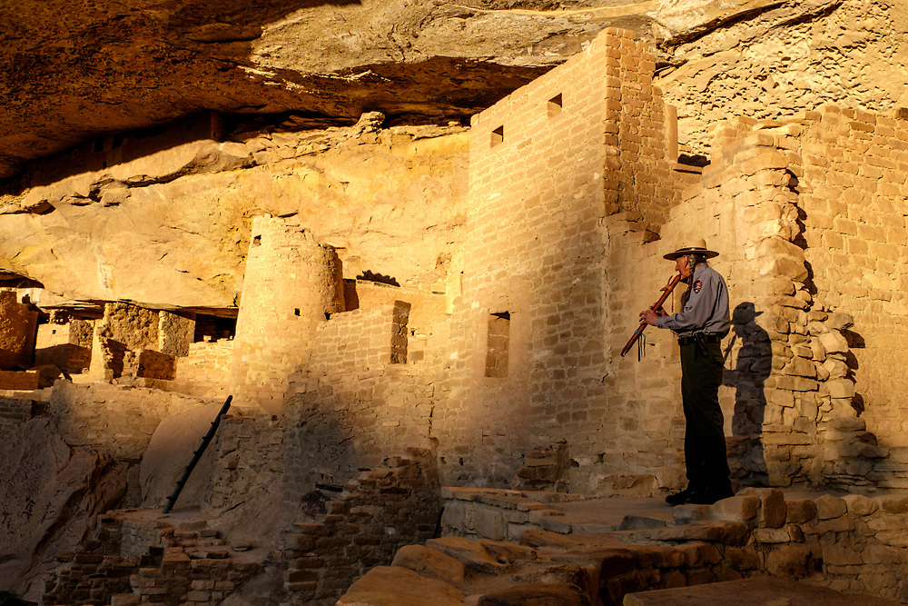 A fitting end to our incredible visit to Mesa Verde National Park.