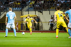 Football match between NK Domzale and Malmo FF in Second Qualifying match of UEFA Europa League 2019/2020, on July 25th, 2019 in Sports park Domzale, Domzale, Slovenia. Photo by Grega Valancic / Sportida