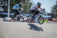 #6 (EVANS Kyle) GBR at round 8 of the 2018 UCI BMX Supercross World Cup in Santiago del Estero, Argentina.