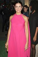 Livia Firth, A Green Carpet Challenge BAFTA Night To Remember, BAFTA Piccadilly, London UK, 18 September 2016, Photo by Brett D. Cove