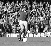Fotball<br /> England <br /> Foto: Colorsport/Digitalsport<br /> NORWAY ONLY<br /> <br /> Allan Hunter - Ipswich Town. Ipswich Town v Newcastle United 1/10/77.