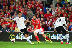 Gareth Bale of Wales - Mandatory by-line: Dougie Allward/JMP - 02/09/2017 - FOOTBALL - Cardiff City Stadium - Cardiff, Wales - Wales v Austria - FIFA World Cup Qualifier 2018