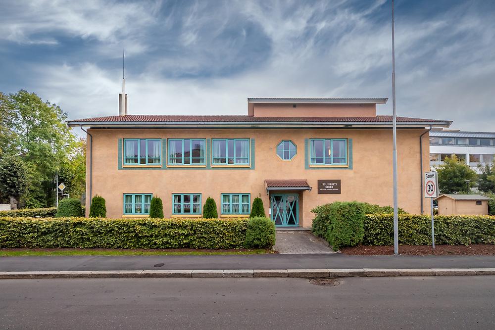 Jesu Kristi kirke av siste dagers hellige i Tønsberg er én av 23 kirker som De siste dagers hellige (også kalt mormonerne) har i Norge. Kirken tilhører Tønsberg menighet, som dekker Vestfold fylke.