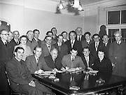05/02/1958<br /> 02/05/1958<br /> 05 February 1958<br /> <br /> Kildare Men's Association Meeting