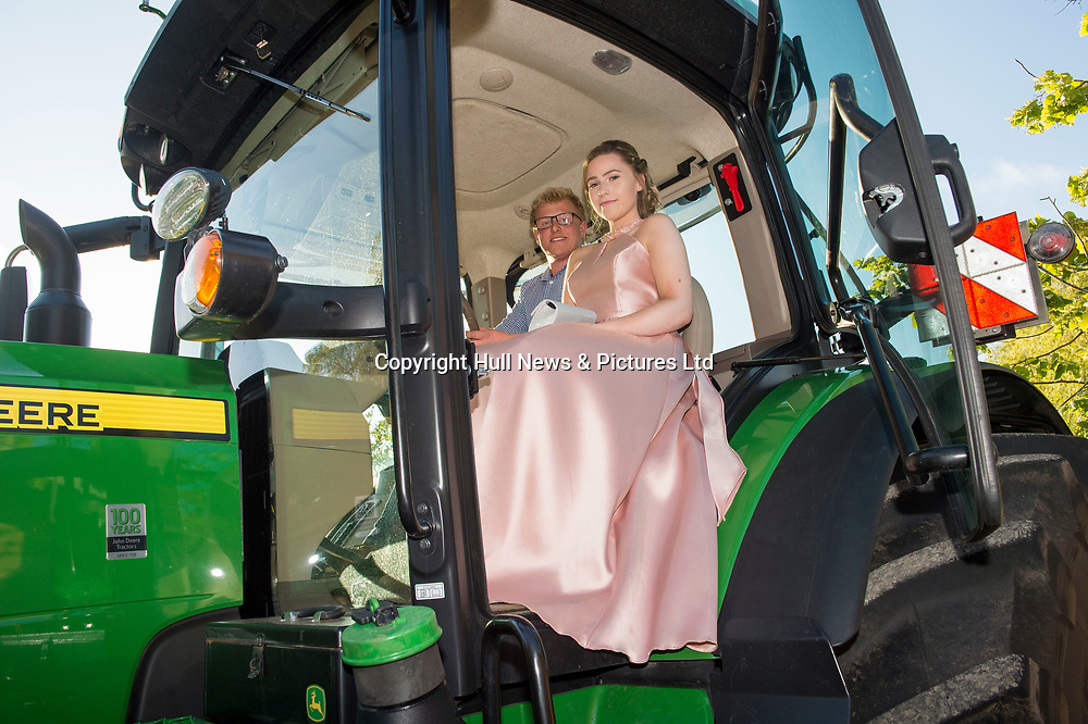 27 June 2019: Somercotes Academy Year 11 prom at the Brackenborough Hotel near Louth.<br /> Cerys Edwards.<br /> Picture: Sean Spencer/Hull News & Pictures Ltd<br /> 01482 210267/07976 433960<br /> www.hullnews.co.uk         sean@hullnews.co.uk