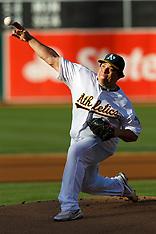 20120818 - Cleveland Indians at Oakland Athletics