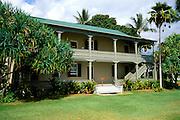 Hulihe'e Palace, Kailua-Kona, The Big Island, Hawaii