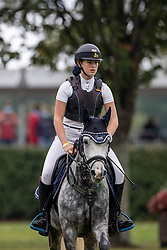 De Roo Chloë, BEL, Quinot van de Bucxtale<br /> Nationaal Kampioenschap LRV Ponies <br /> Lummen 2020<br /> © Hippo Foto - Dirk Caremans<br /> 27/09/2020
