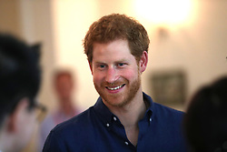 """File photo dated 05/06/17 of Prince Harry who has admitted he once """"wanted out"""" of the Royal Family."""