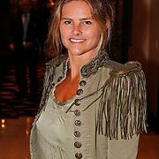 NLD/Amsterdam/20100911 - Modeshow Mart Visser najaar 2010, Judith Wiersma