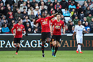 Swansea City v Manchester United 061116