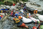 Bhutan, Mangde Chu expdeition, first descent of the lower Mangde Chu, (chu means river).